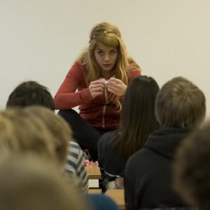 la Fabrique de Dépaysement 2014-15 Theatre Dans ta Classe